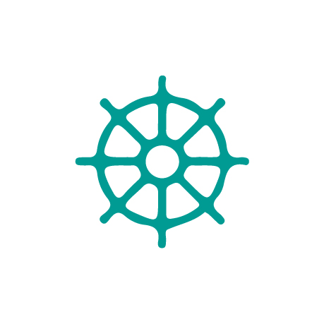 Sail Wheel Icon